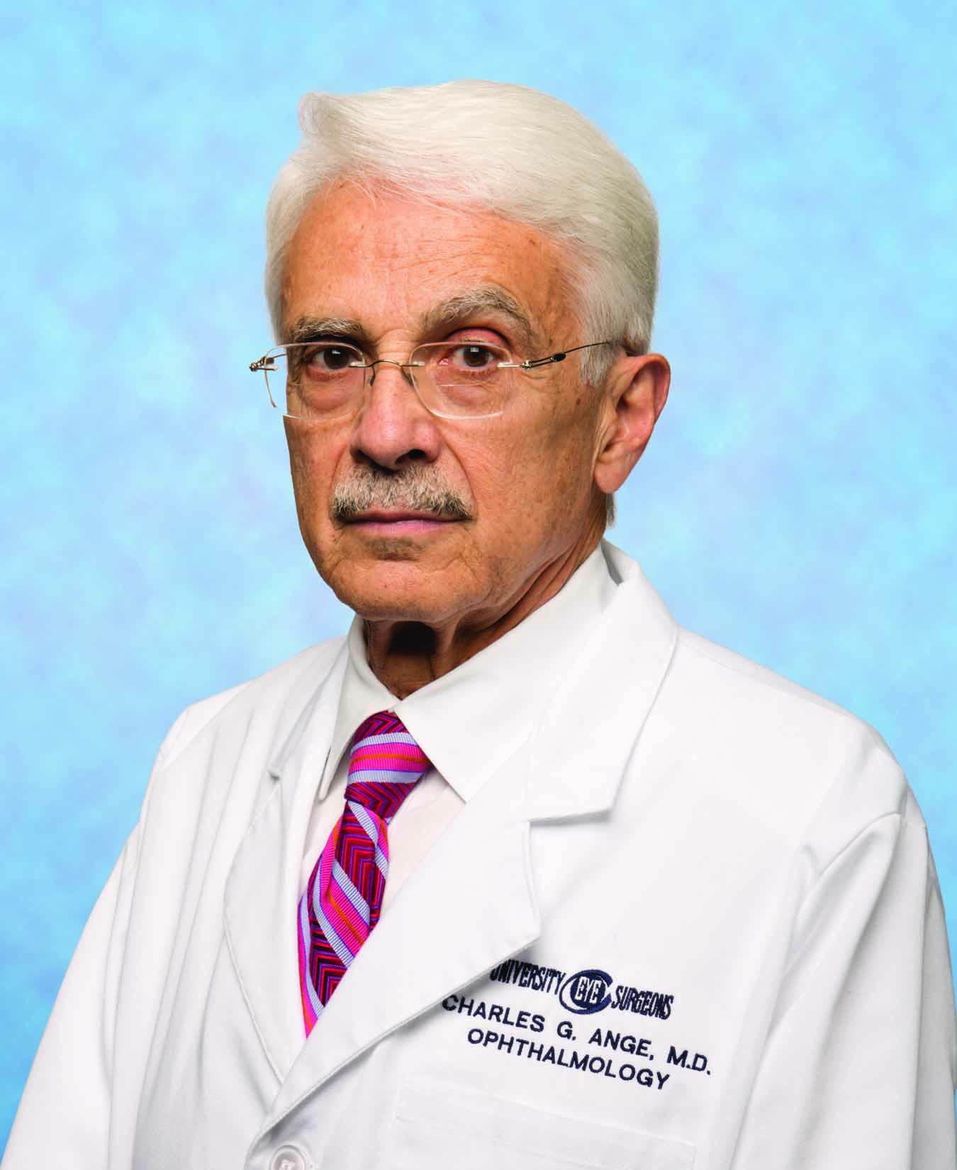 Charles G Ange Md University Physicians Association